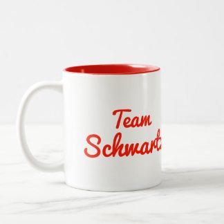 Equipo Schwartz Taza