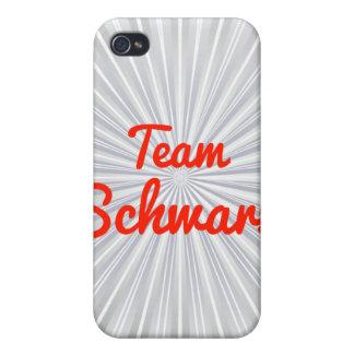 Equipo Schwarz iPhone 4 Coberturas