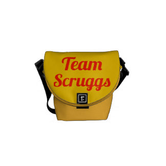 Equipo Scruggs Bolsa Messenger