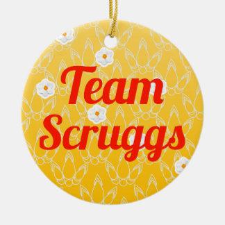 Equipo Scruggs Ornamento De Reyes Magos