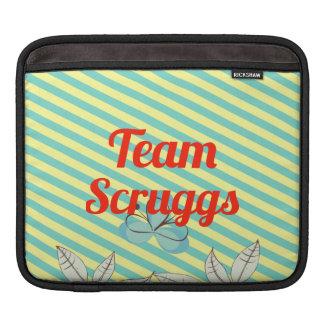 Equipo Scruggs Fundas Para iPads