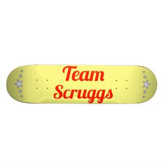 Equipo Scruggs Monopatines Personalizados
