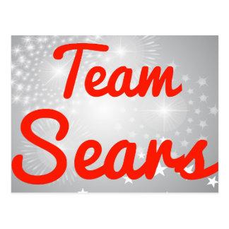 Equipo Sears Postal