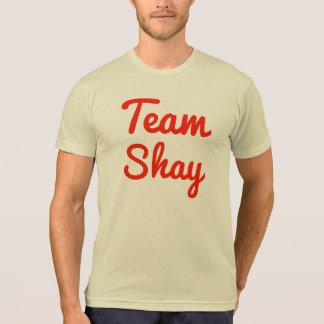 Equipo Shay Camisetas