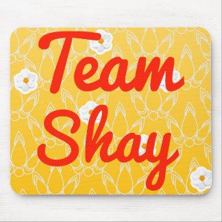 Equipo Shay Alfombrillas De Ratón