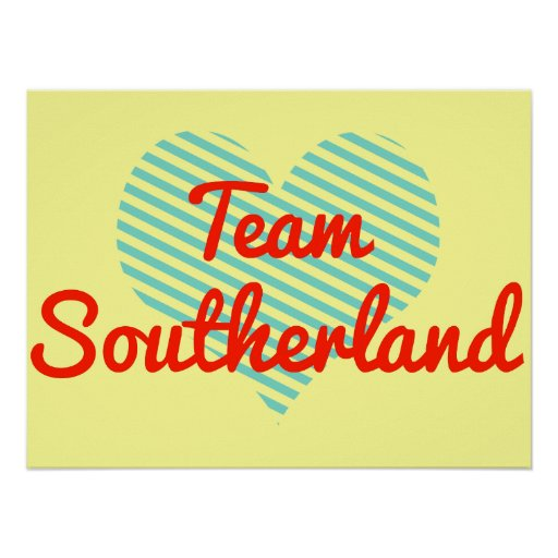 Equipo Southernlands Póster