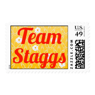 Equipo Staggs Franqueo