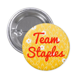 Equipo Staples Pins