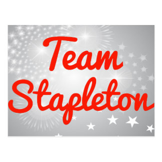 Equipo Stapleton Postal