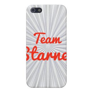 Equipo Starnes iPhone 5 Cárcasa