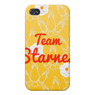 Equipo Starnes iPhone 4 Funda
