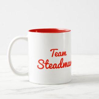 Equipo Steadman Tazas