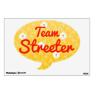 Equipo Streeter