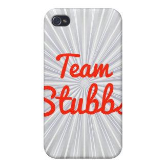 Equipo Stubbs iPhone 4 Carcasas