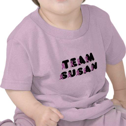 Equipo Susan Camisetas