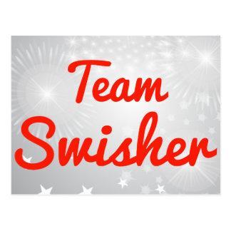 Equipo Swisher Postal