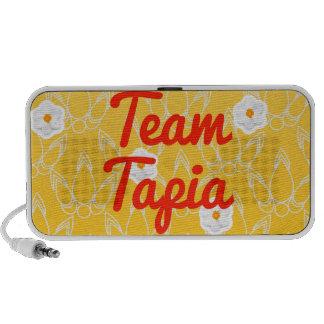 Equipo Tapia Altavoces