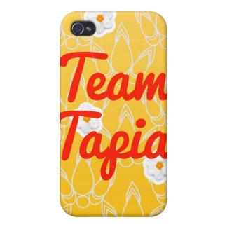 Equipo Tapia iPhone 4/4S Carcasas