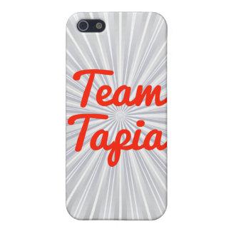 Equipo Tapia iPhone 5 Funda