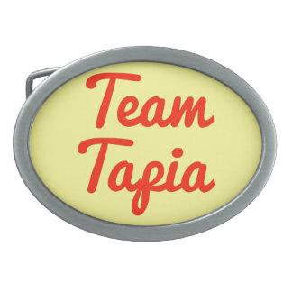 Equipo Tapia Hebillas Cinturon