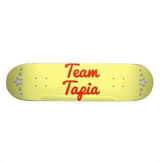 Equipo Tapia Patin Personalizado