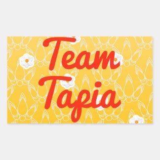 Equipo Tapia Rectangular Altavoces