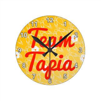 Equipo Tapia Relojes