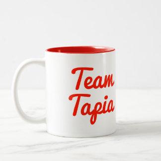 Equipo Tapia Taza De Café