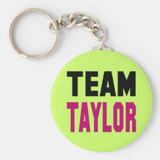 Equipo Taylor Llavero Redondo Tipo Pin