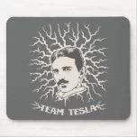 Equipo Tesla Tapetes De Ratones