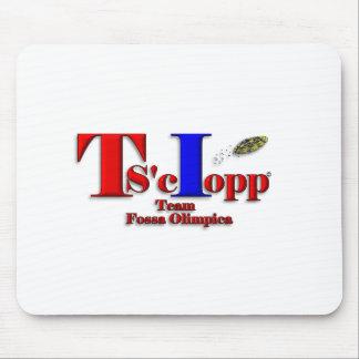 Equipo TIS'ciopp del ratón de Tappetino Alfombrilla De Raton