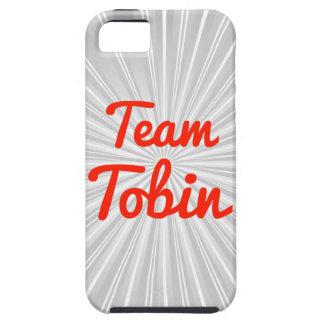 Equipo Tobin iPhone 5 Carcasa
