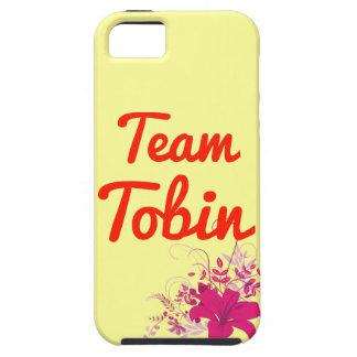 Equipo Tobin iPhone 5 Case-Mate Carcasa