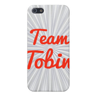 Equipo Tobin iPhone 5 Coberturas