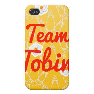 Equipo Tobin iPhone 4/4S Carcasa