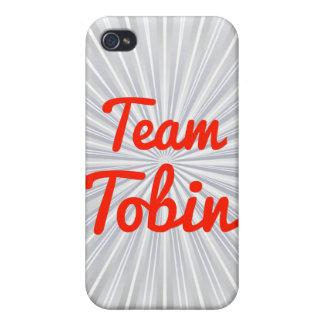Equipo Tobin iPhone 4 Funda
