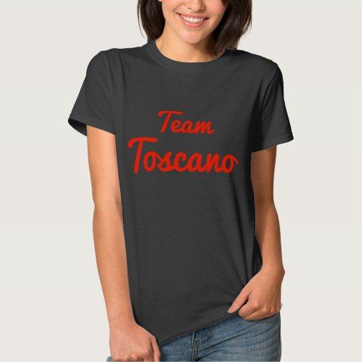Equipo Toscano Playera