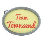 Equipo Townsend Hebillas De Cinturon