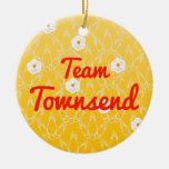 Equipo Townsend Ornamente De Reyes