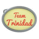 Equipo Trinidad Hebilla Cinturon