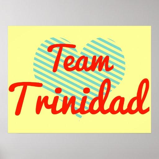 Equipo Trinidad Impresiones