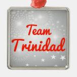 Equipo Trinidad Ornamento Para Arbol De Navidad
