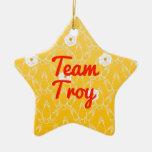 Equipo Troy Ornamentos De Reyes