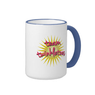 Equipo Twinkletoes con Starburst Taza A Dos Colores