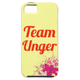 Equipo Unger iPhone 5 Carcasa