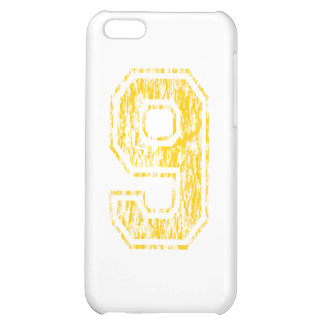 Equipo universitario amarillo #9