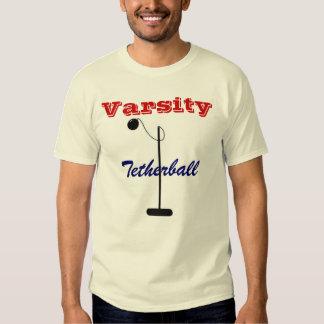 Equipo universitario Tetherball Remera