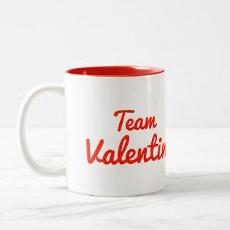 Equipo Valentin Taza Dos Tonos