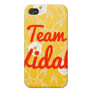 Equipo Vidal iPhone 4 Cobertura