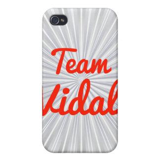 Equipo Vidal iPhone 4/4S Fundas